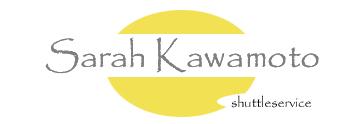 Sarah Kawamoto Shuttleservice